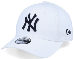 Kids New York Yankees Essential 9Forty White/Navy Adjustable - New Era