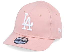Kids Los Angeles Dodgers Infant 9Forty Essential Peach/White Adjustable - New Era
