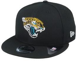 Jacksonville Jaguars NFL 20 Draft Official 9Fifty Black Snapback - New Era