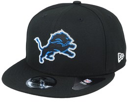 Detroit Lions NFL 20 Draft Official 9Fifty Black Snapback - New Era