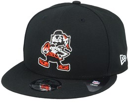 Cleveland Browns NFL 20 Draft Official 9Fifty Black Snapback - New Era