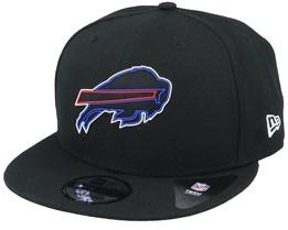 Buffalo Bills NFL 20 Draft Official 9Fifty Black Snapback - New Era