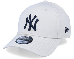 New York Yankees League Essential 9Forty Stone Adjustable - New Era