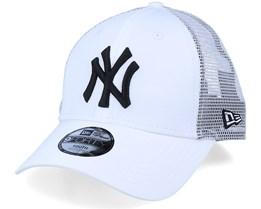 Kids New York Yankees Summer League 9Forty White/Black Trucker - New Era