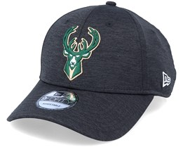 Milwaukee Bucks Shadow Tech 9Forty Otc Adjustable - New Era