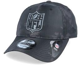 Stealth 9Twenty NFL Logo Black Adjustable - New Era