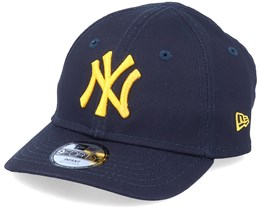 Kids New York Yankees League Essential 9Forty Infant Navy/Yellow Adjustable - New Era