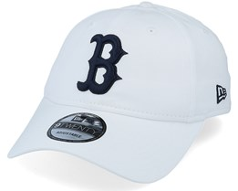 Boston Celtics Hertiage Licensed 9Twenty White/Navy Adjustable - New Era