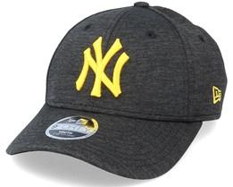 Kids New York Yankees Essential 9Forty Black/Yellow Adjustable - New Era