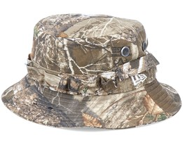 Adventure Real Tree Camo Bucket - New Era