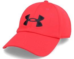 Ua Blitzing Hat Particle Pink Dad Cap - Under Armour