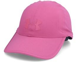 Run Shadow Cap Pink Quartz Dad Cap - Under Armour