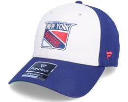 New York Rangers True Classics Structured Royal Adjustable - Fanatics