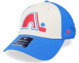 Quebec Nordiques True Classics Structured Royal Adjustable - Fanatics