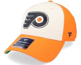 Philadelphia Flyers True Classics Structured Orange Adjustable - Fanatics