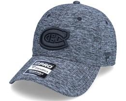Montreal Canadiens Authentic Pro T&T Unstructured Black Dad Cap - Fanatics