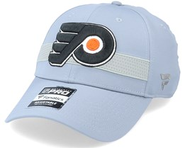 Philadelphia Flyers Authentic Pro Home Ice Grey Adjustable - Fanatics
