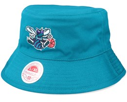 Charlotte Hornets Neo Cycle Rvb. Hwc Teal Bucket - Mitchell & Ness