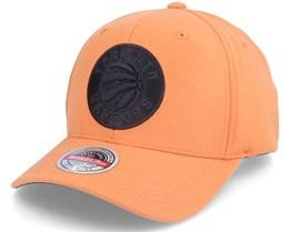 Toronto Raptors Cast Snapback Dark Orange Adjustable - Mitchell & Ness