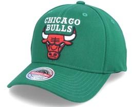 Chicago Bulls Saint Kelly Green Adjustable - Mitchell & Ness
