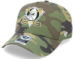 Anaheim Ducks Grove Mvp DT Camo Adjustable - 47 Brand