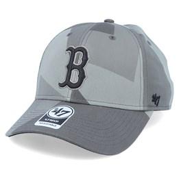 47 Los Angeles Dodgers Black Monocot Captain Snapback Cap