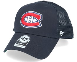 Montreal Canadiens Branson Mvp Navy/Red Trucker - 47 Brand