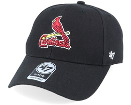 St. Louis Cardinals 47 MVP Black Adjustable - 47 Brand
