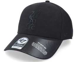 Liverpool FC Cold Zone '47 Mvp Dp Black Adjustable - 47 Brand
