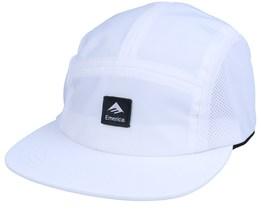Logo Patch Camper White 5-Panel - Emerica