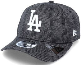 Los Angeles Dodgers Engineered Fit 9Fifty Black/White Adjustable - New Era