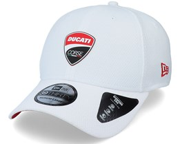 Ducati Badge 39Thirty White Flexfit - New Era