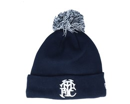 Tottenham Hotspur Fc Monogram Knit Tothot Navy/White Pom - New Era