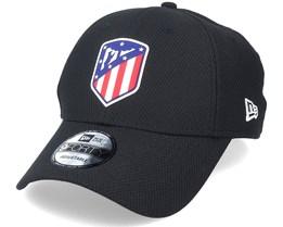 Atlético Madrid Diamond Era 9Forty Black Adjustable - New Era