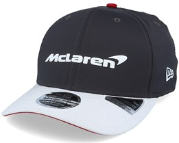 Mclaren Special Edition Cap Dark Grey/White Adjustable - Formula One