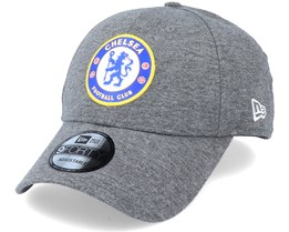 Chelsea Jersey 9Forty Heather Grey Adjustable - New Era