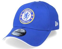 Chelsea Basic Logo 9Forty Blue Adjustable - New Era