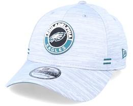 Philadelphia Eagles NFL 20 On Field Road 39Thirty Grey Flexfit - New Era