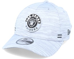 Las Vegas Raiders NFL 20 On Field Road 39Thirty Grey Flexfit - New Era