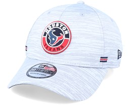 Houston Texans NFL 20 On Field Road 39Thirty Grey Flexfit - New Era