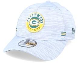 Green Bay Packers NFL 20 On Field Road 39Thirty Grey Flexfit - New Era
