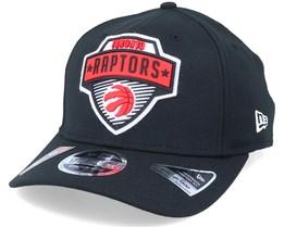 Toronto Raptors NBA 20 Tip Off 9Fifty Black Adjustable - New Era