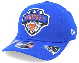 New York Knicks NBA 20 Tip Off 9Fifty Blue Adjustable - New Era