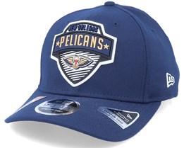 New Orleans Pelicans NBA 20 Tip Off 9Fifty Navy Adjustable - New Era