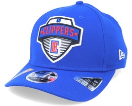 LA Clippers NBA 20 Tip Off 9Fifty Blue Adjustable - New Era