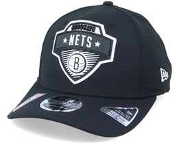 Brooklyn Nets NBA 20 Tip Off 9Fifty Black Adjustable - New Era