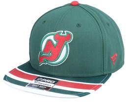 New Jersey Devils Power Of 31 Dark Green Snapback - Fanatics