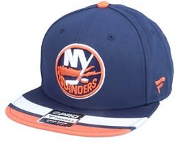 New York Islanders Power Of 31 Navy/Orange Snapback - Fanatics
