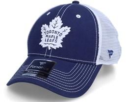 Toronto Maple Leafs Maple Leafs Sport Resort Str Trucker Blue Cobalt - Fanatics