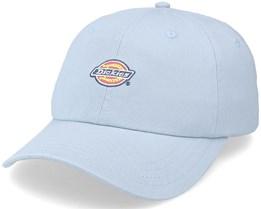 6-Panel Logo Cap Fog Blue Dad Cap - Dickies